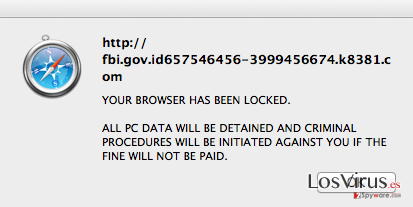 Your browser has been blocked foto